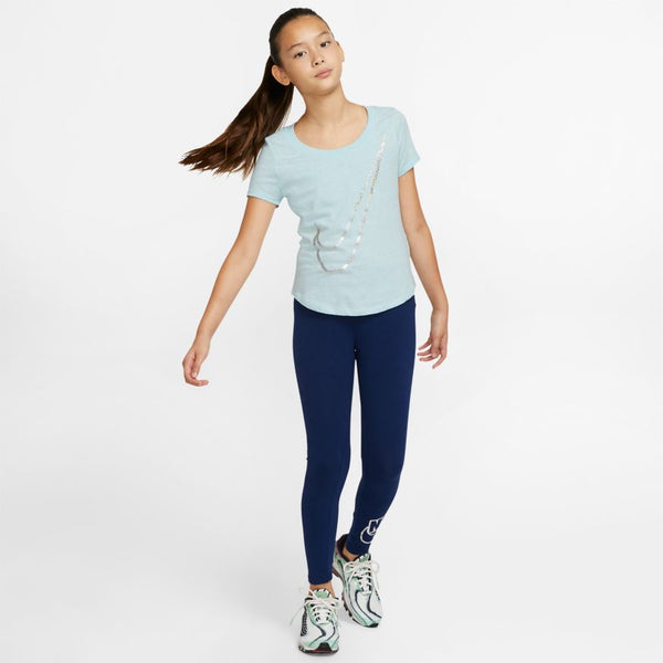 NIKE GIRLS SPORTSWEAR SHORT SLEEVE TEE