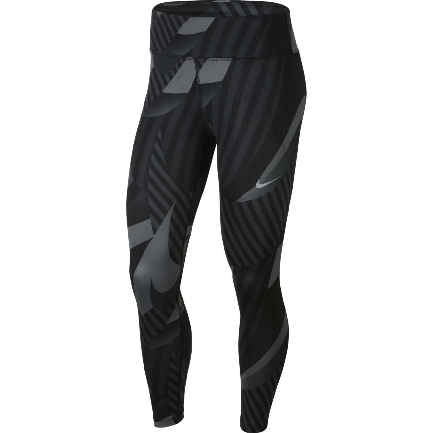 NIKE WOMENS FAST PRINTED 7/8 TIGHT