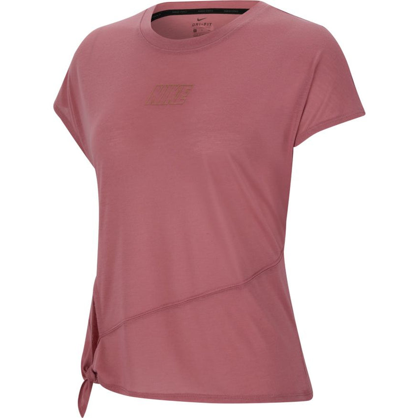 NIKE WOMENS DRI-FIT TRAINING TEE