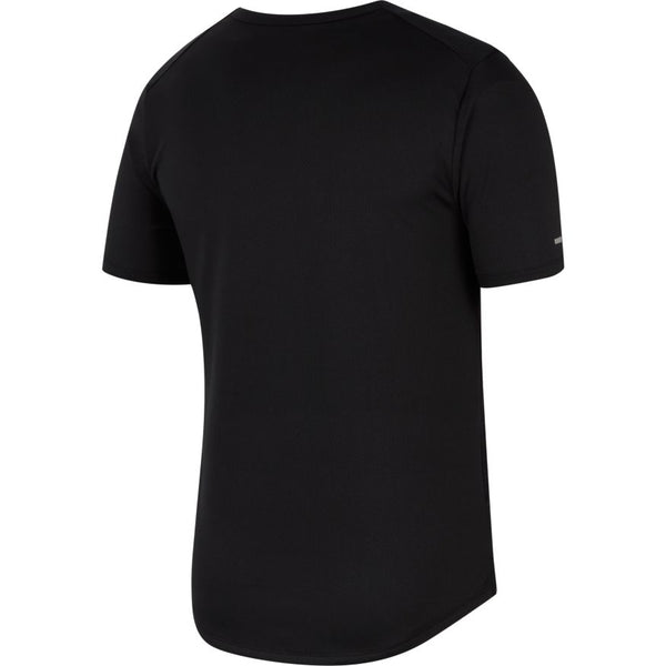 MENS NIKE DRI-FIT MILER WILD RUN TEE