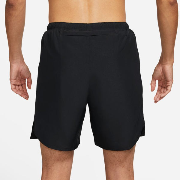 NIKE MENS CHALLENGER 2 IN 1 RUNNING SHORT