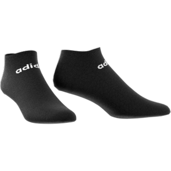 ADIDAS ONE PAIR BAISC NO SHOW SOCKS