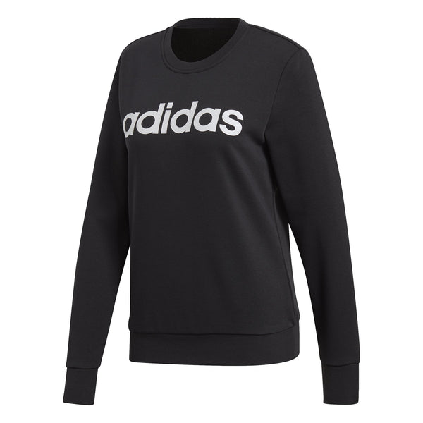 ADIDAS WOMENS ESSENTIALS LINEAR SWEATER