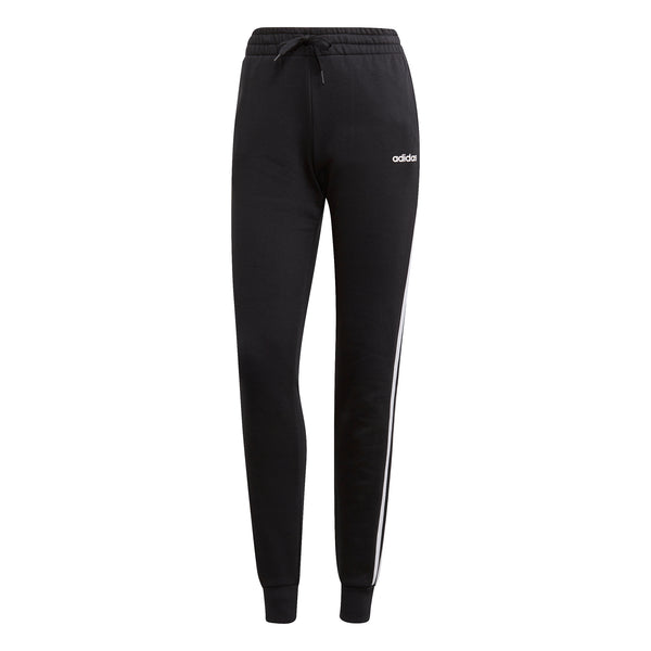 ADIDAS WOMENS ESSENTIALS 3 STRIPES JOGGER BLACK/WHITE