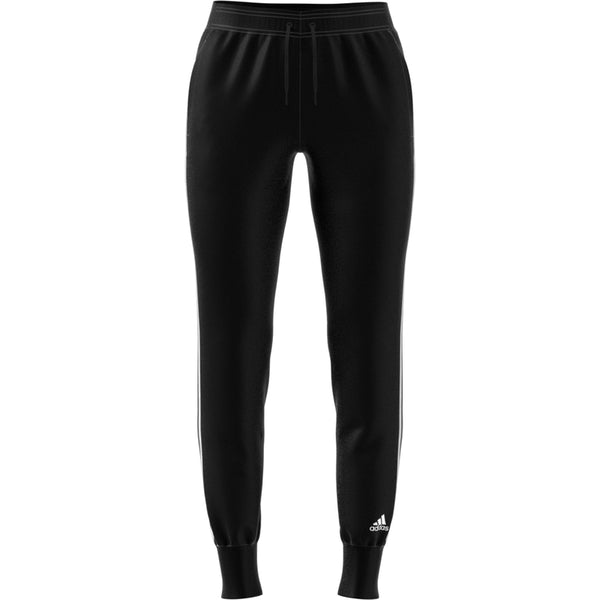 ADIDAS WOMENS MUST HAVES 3 STRIPES PANT BLACK/WHITE