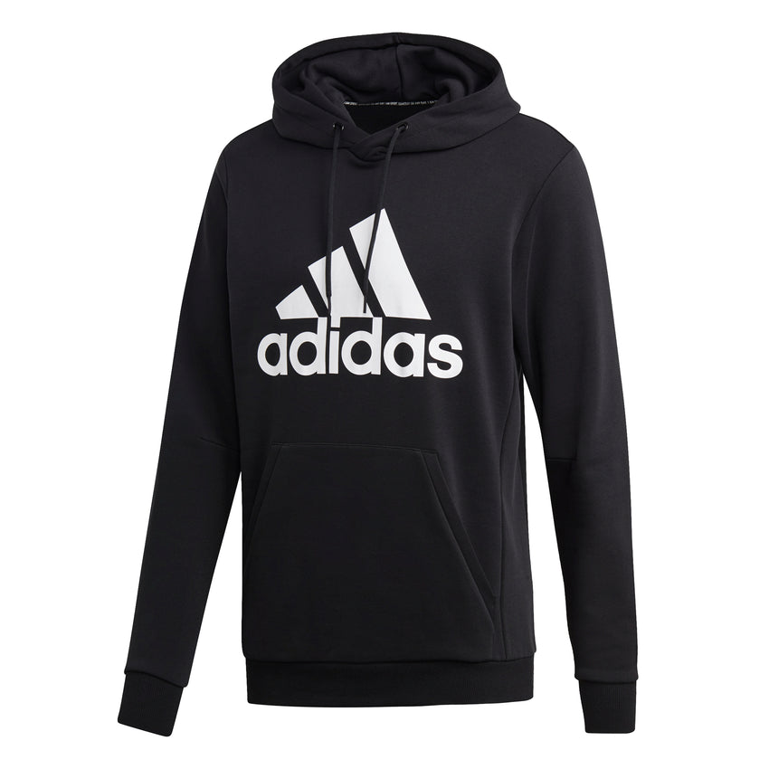 ADIDAS MENS MUST HAVES BADGE OF SPORT HOODIE