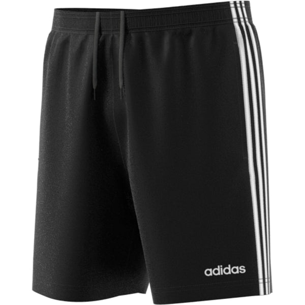 ADIDAS MENS ESSENTIALS 3 STRIPE CHELSEA SHORT