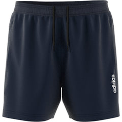 ADIDAS MENS ESSENTIALS PLAIN CHELSEA SHORTS LEGEND INK