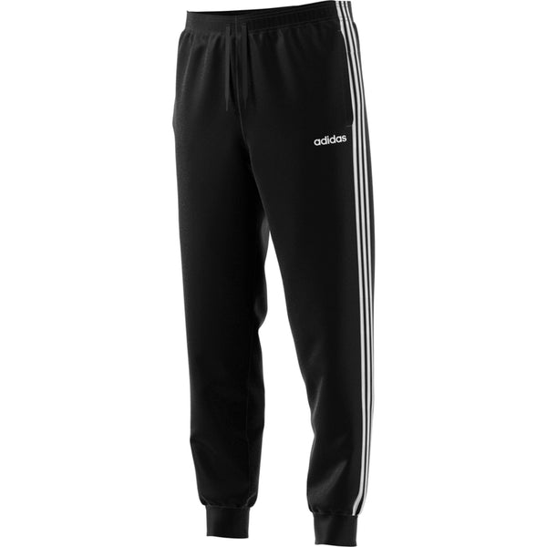 ADIDAS MENS ESSENTIALS 3 STRIPE TAPERED FRENCH TERRY PANT