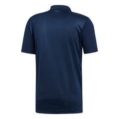 ADIDAS MENS CLUB 3 STRIPE POLO
