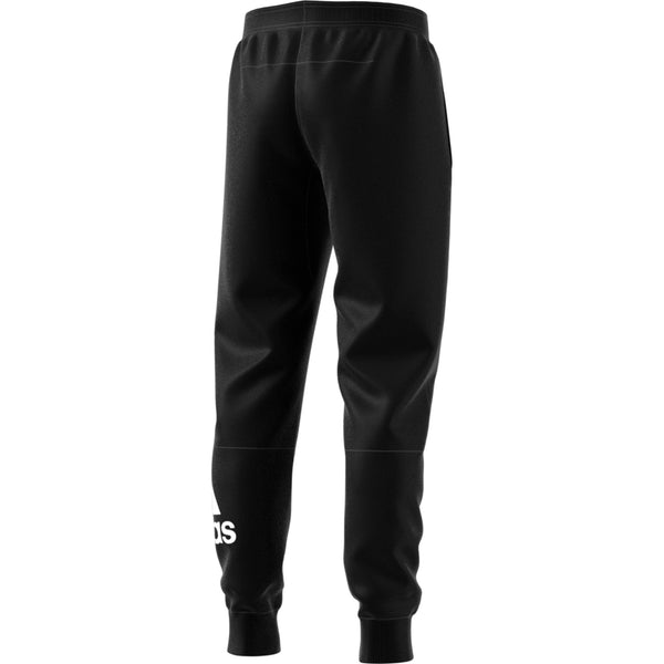 ADIDAS BOYS MH BOS PANTS BLACK/WHITE