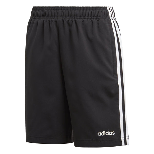 ADIDAS BOYS ESSENTIALS 3 STRIPE WOVEN SHORT