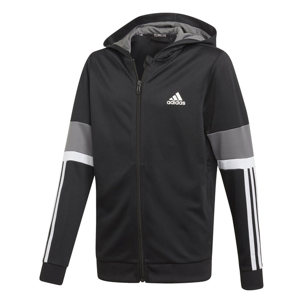 ADIDAS BOYS EQUIPMENT HOODIE