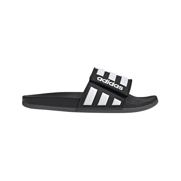 ADIDAS MENS ADILETTE COMFORT ADJUSTABLE SLIDES