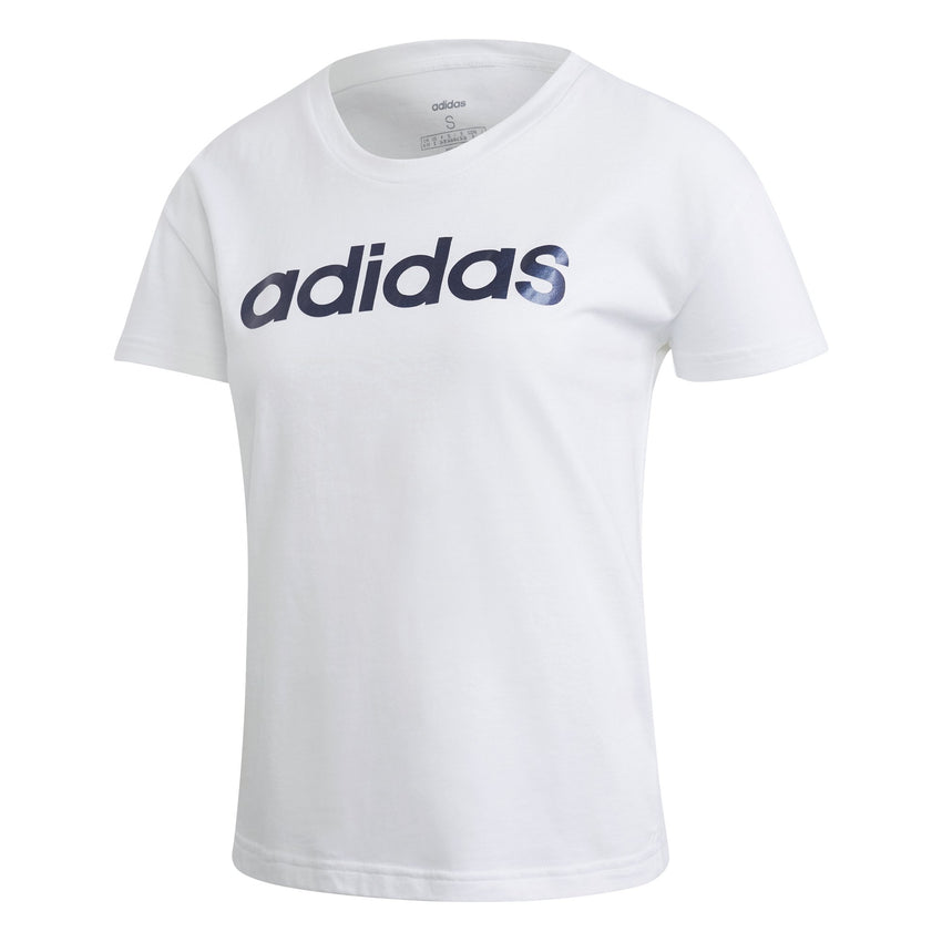 ADIDAS WOMENS FOIL GRAPHIC TEE