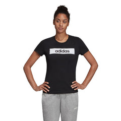ADIDAS WOMENS BOXED GRAPHIC TEE