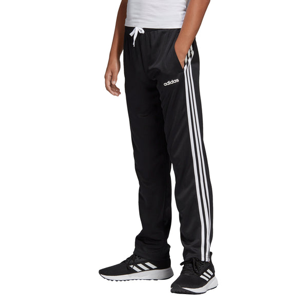 ADIDAS BOYS ESSENTIALS 3 STRIPES TAPERED PANT