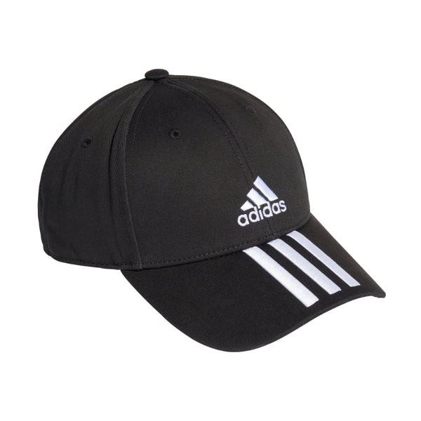 ADIDAS UNISEX BASEBALL 3 STRIPES TWILL CAP
