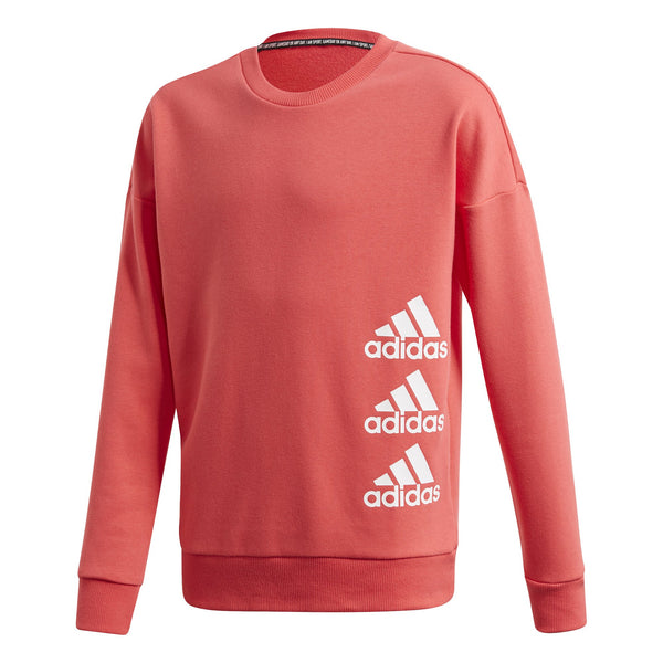 ADIDAS GIRLS MUST HAVES CREW SWEATER