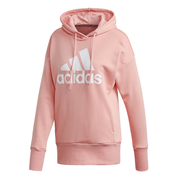 ADIDAS WOMENS BADGE OF SPORT LONG HOOD