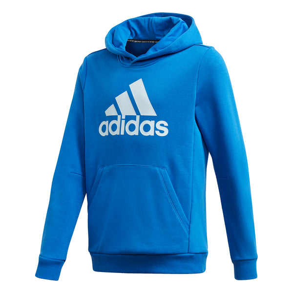ADIDAS BOYS MUST HAVES BADGE OF SPORT HOODIE