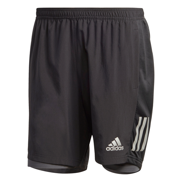 ADIDAS MENS OWN THE RUN SHORT