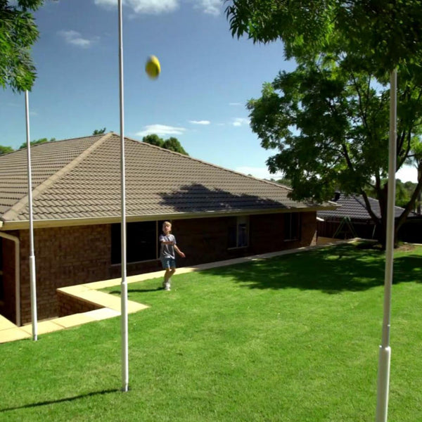 HOME GROUND PORTABLE FOOTY GOALS