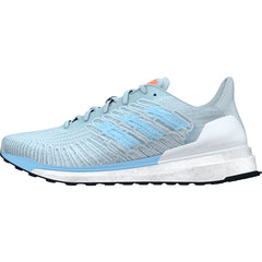 ADIDAS WOMENS SOLAR BOOST ST 19 BLUE TINT/SOLAR ORANGE
