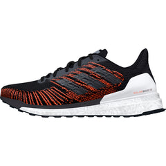 ADIDAS MENS SOLAR BOOST ST 19 CORE BLACK/GREY/SOLAR ORANGE