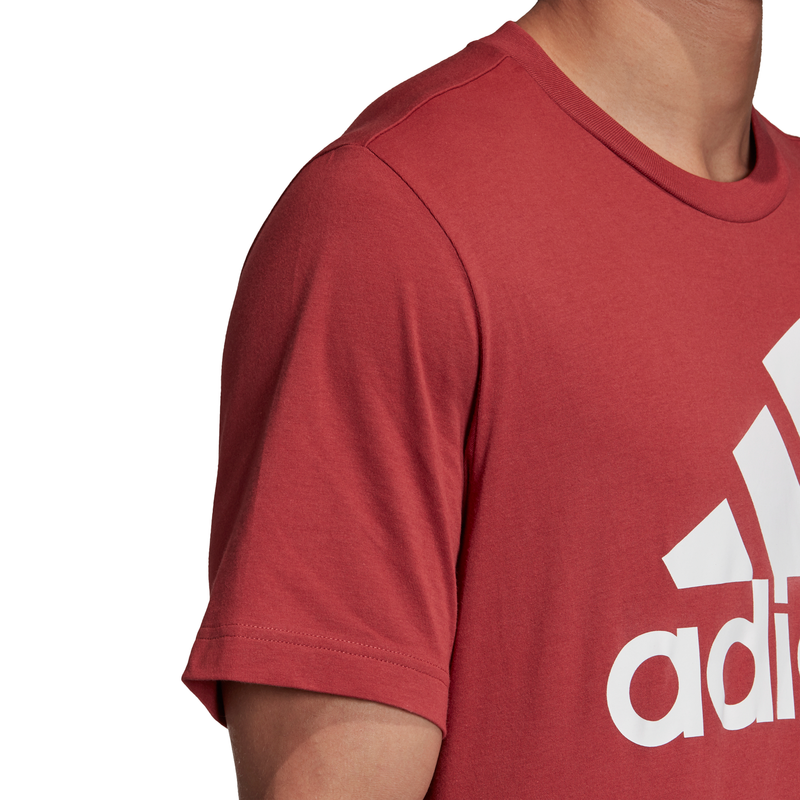 ADIDAS MENS MUST HAVES BADGE OF SPORT TEE