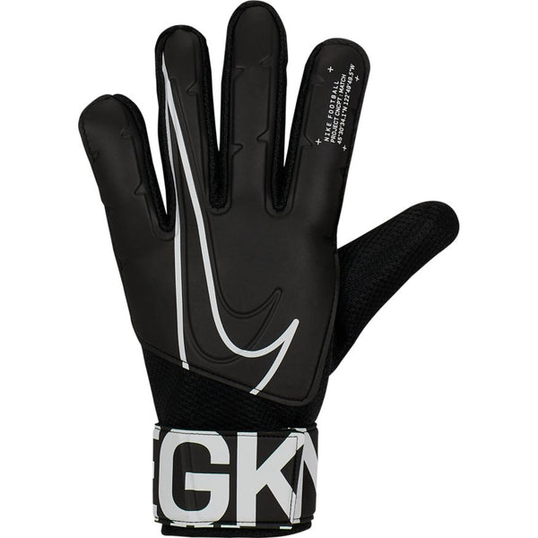 NIKE GOAL KEEPER MATCH GLOVES BLACK/WHITE