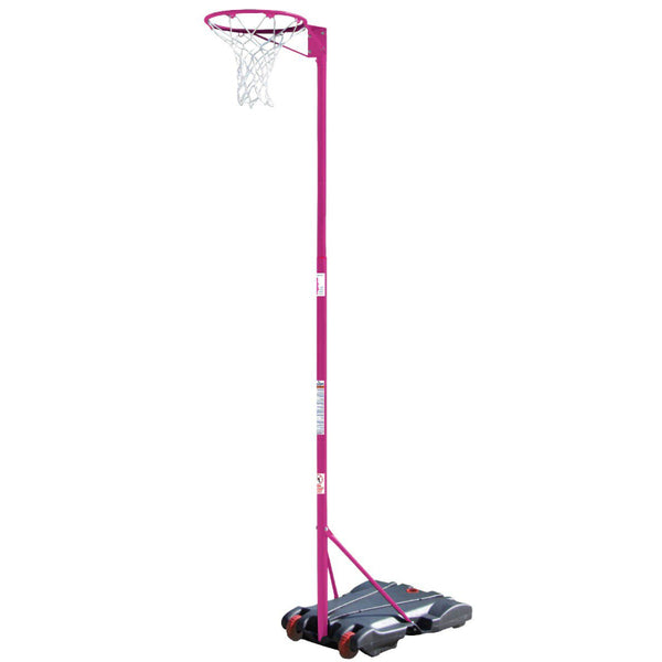GOAL ATTACK NETBALL STAND PINK