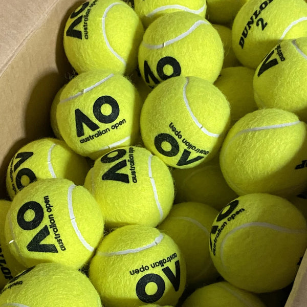 DUNLOP LOOSE AO TENNIS BALL