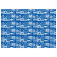 AFL WRAPPING PAPER NORTH MELBOURNE KANGAROOS