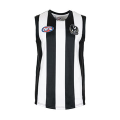 AFL REPLICA YOUTH GUERNSEY COLLINGWOOD MAGPIES