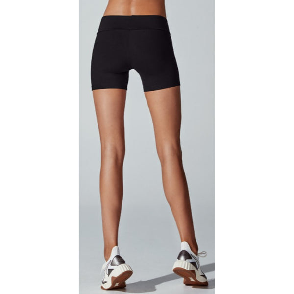 RUNNING BARE WOMENS HIGH RISE SPORT TIGHT