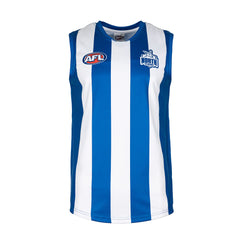 AFL REPLICA YOUTH GUERNSEY NORTH MELBOURNE KANGAROOS