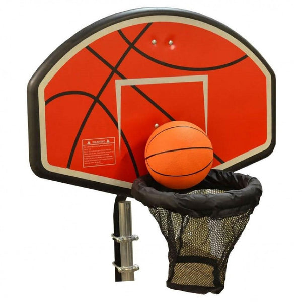 JUMPKING BASKETBALL RING AND BACKBOARD