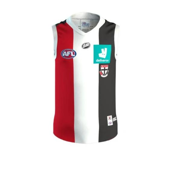 AFL KIDS HOME GUERNSEY ST KILDA SAINTS