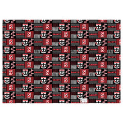 AFL WRAPPING PAPER ST KILDA SAINTS