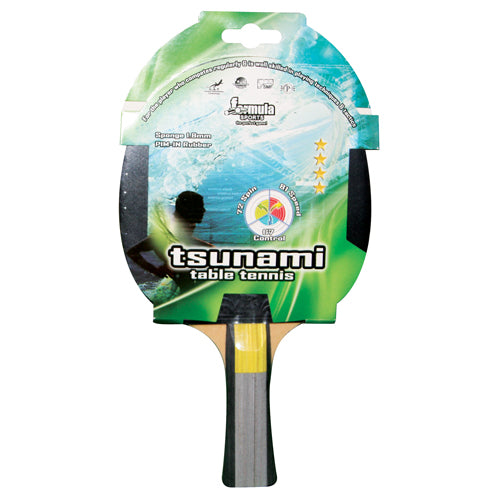 FORMULA SPORTS TSUNAMI 4 STAR TABLE TENNIS BAT