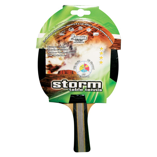 FORMULA SPORTS STORM 4 STAR TABLE TENNIS BAT
