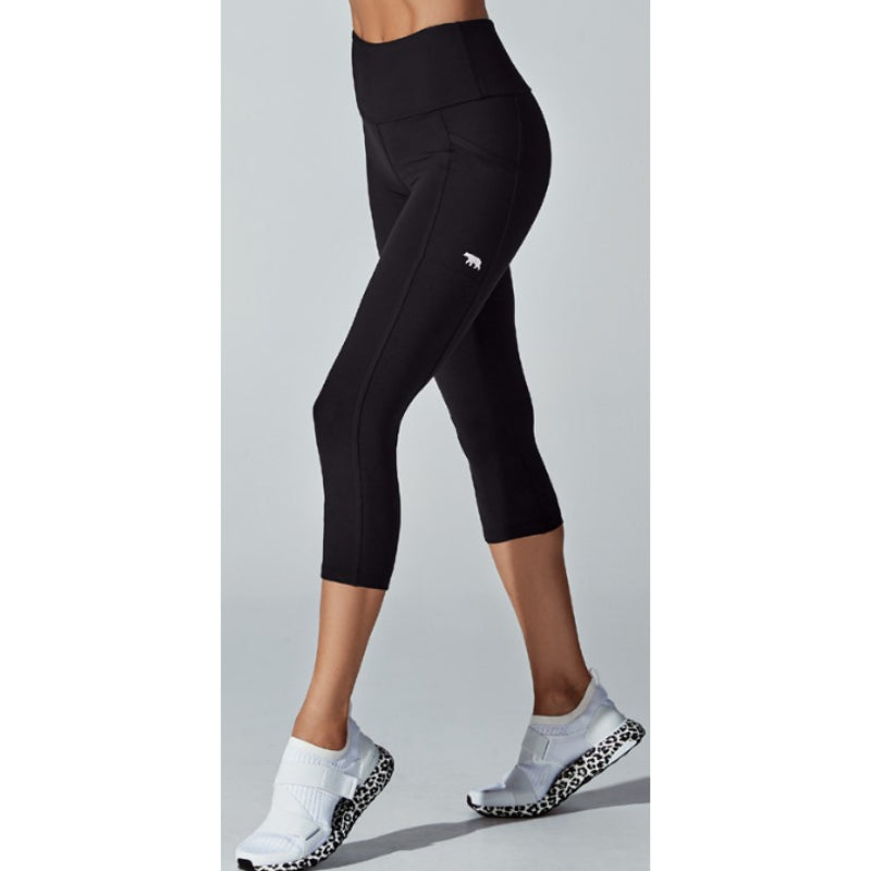 RUNNING BARE WOMENS POWER MOVES 7/8 TIGHT