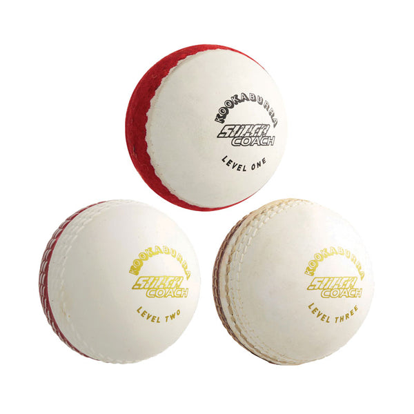 KOOKABURRA SUPER COACH SKILL SET 3PK