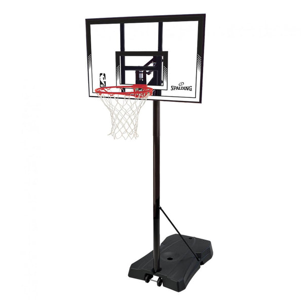 SPALDING NBA POLYCARBONATE PORTABLE SYSTEM