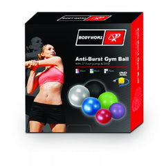 BODYWORX ANTIBURST GYM BALL