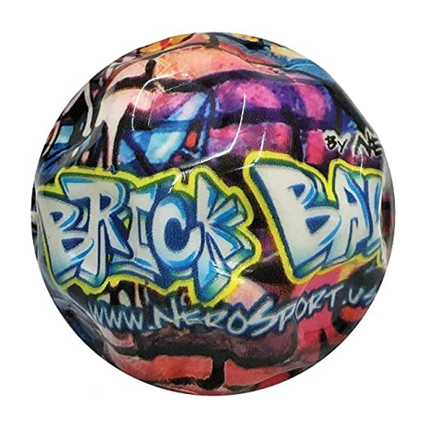 NERO SPORT 6.5CM BRICK BALL