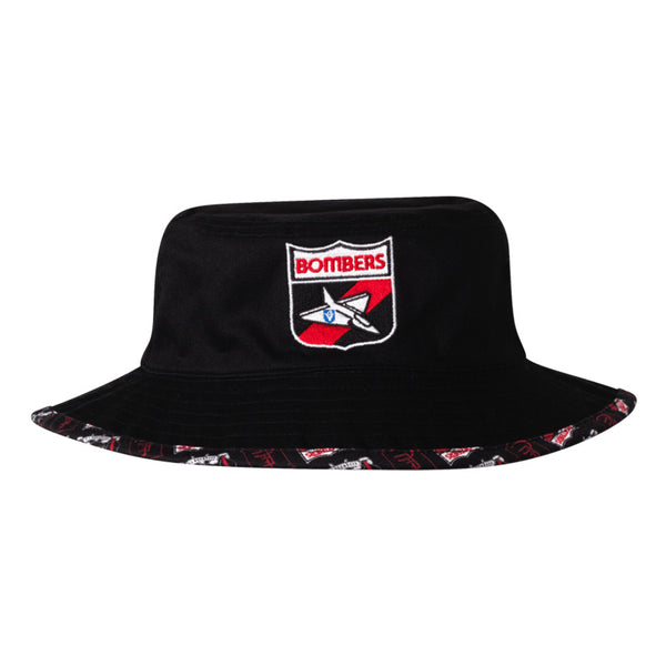 AFL ESSENDON BOMBERS BUCKET HAT
