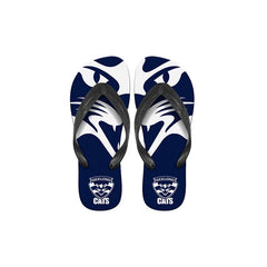 AFL THONGS GEELONG CATS
