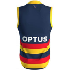 AFL 2020 ISC MENS HOME GUERNSEY ADELAIDE CROWS